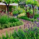 Traditional Garden Landscaping by Sallis Chandler